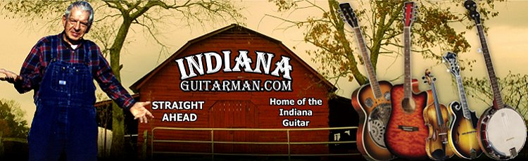 Indiana Guitar Man